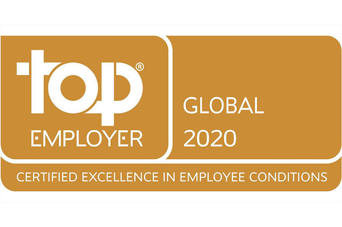 Top Employer, 5 Times  | Saint-Gobain Films